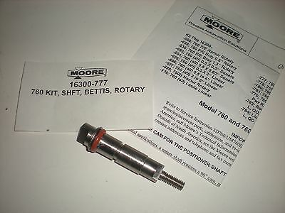Moore 16300-777 16300777 760 Kit Shaft Bettis Rotary New