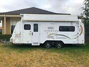 jayco Expander 17ft with shower and toilet Sunbury Hume Area Preview