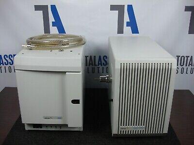 Varian Gcms Gas Chromatograph 3900 Saturn 2000 Msd Mass Spectrometer