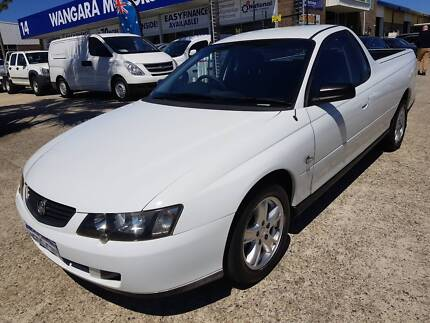 2002 Holden Commodore VY Ute Manual 203kms (Drives Well)