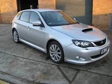 2007 Subaru WRX Impreza Hatchback ONLY 156,000 KLMS RWC MECH A1 Heidelberg West Banyule Area Preview