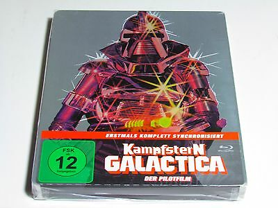 Battlestar Galactica Blu Ray Steelbook Limited Edition Import Brand New Rare