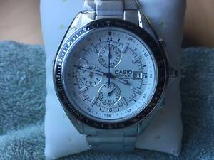 Casio Pilot Chronograph - Brand New Never Worn Before Woolooware Sutherland Area Preview