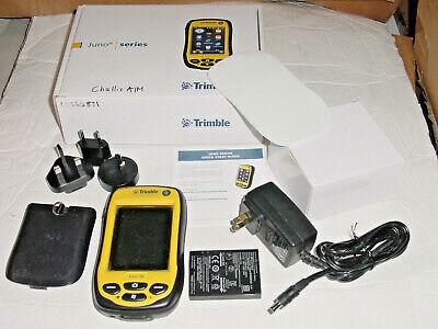 Trimble 96411 Juno 3b Handheld Gps Sbas1 Wlan Battery Charger Tnj31