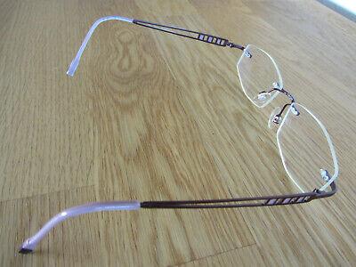 Damen-Gleitsichtbrille Eschenbach Humphrey's 582048 50 135 rahmenlos mit Gläser