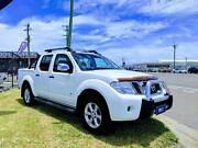 2011 Nissan Navara ST-X 550 Turbo Diesel – Auto V6 Weapon! Garbutt Townsville City Preview