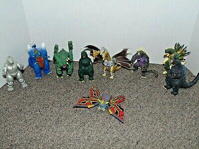 Trendmasters Godzilla Wars Set 1995