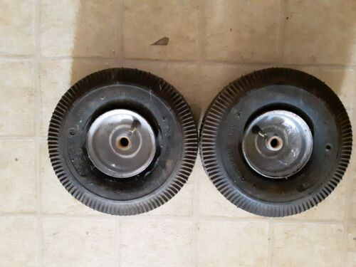 Dolly wheels from model 30019( loading rating 800 lbs)- Milwaukee