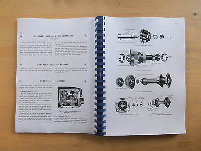 AEC Matador.Maintenance manual.0853 CI.Engine