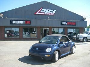 Volkswagen New Beetle 2dr Convertible GLS Manual