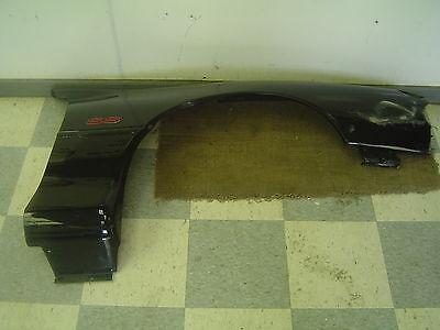 1998-2002 Chevrolet Camaro SS Z28 OEM Black RH Right Passengers Fender Assembly