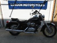 Honda Shadow VT 125 2008 Only 4k Miles, Huge VTwin learner, Stunning example