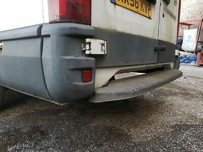 2017 Iveco Daily Rear BumperGenuine OE
