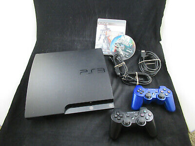 Sony PlayStation 3 160GB Charcoal Black Console (CECH-2501A) - Refurbished