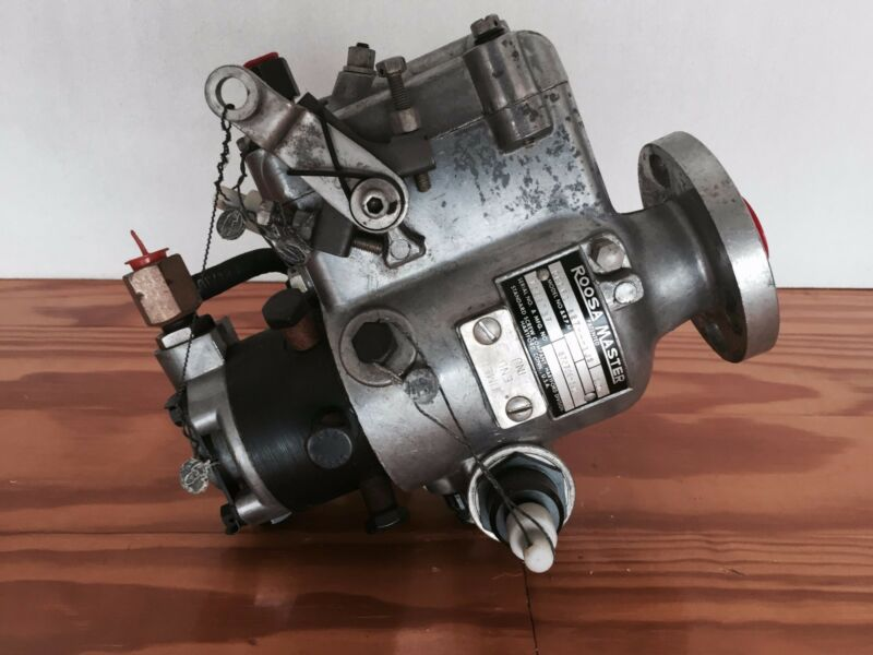 Ih Farmall 1456 Diesel Fuel Injection Pump - New Roosa Master - Dcgfc627-1js