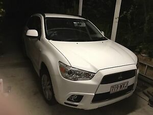 2011 Mitsubishi ASX Aspire Turbo Diesel 4WD. In excellent condition. Springwood Logan Area Preview