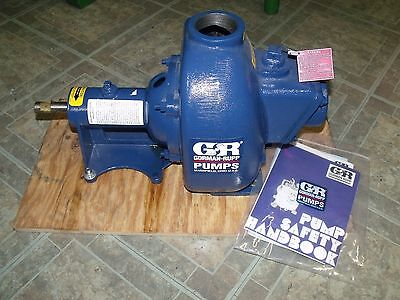 Gorman Rupp 80 Series 2 X 2 Self Priming Centrifugal Pump 82d52-b