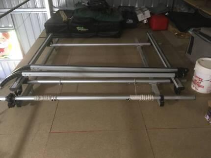 Rhino rack side boat loader