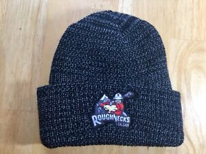Authentic Calgary Roughnecks Toque.