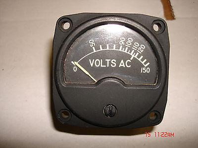 Generatorsolar 0-150 Ac Volt Meter Panel Mount