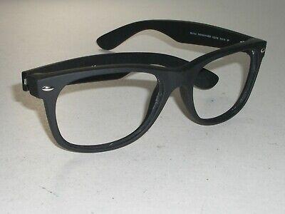 Ray-Ban RB2132 55 18 Sleek Mattschwarz Wayfarer Brille / Sonnenbrille Rahmen