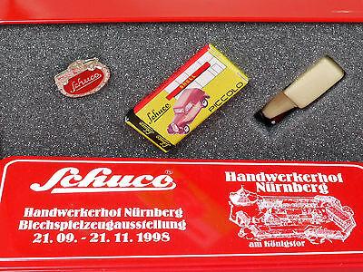 Schuco 77278 Piccolo MB Mercedes 170 V Handwerkerhof Nϋrnberg Ob Sg 1410-11-07