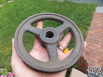 Vintage Browning Ak64 Metal Pulley Wheel Single Belt Sheave 6 14