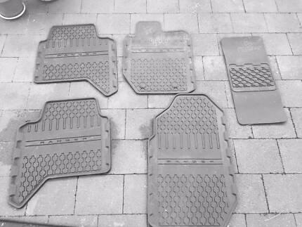 Floor Mats Suit Ford Ranger & Masda 3 SP25 car mats | Other Parts u0026 Accessories | Gumtree ... markmcfarlin.com