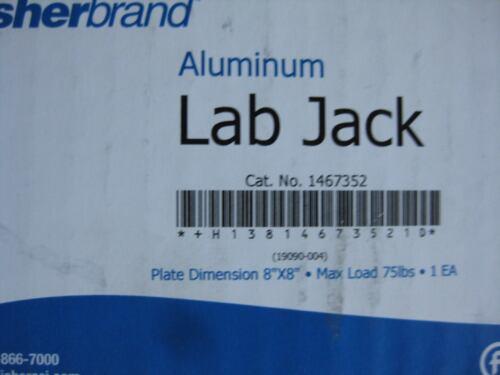 Fisherbrand Aluminum Lab Jack 1467352