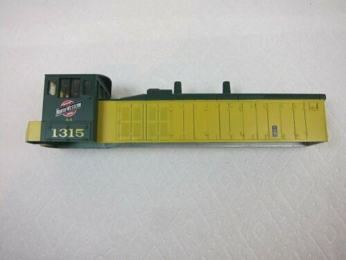 """K-LINE """"O"""" GAUGE CHICAGO & NORTH WESTERN MP-15 BODY ONLY-UNUSED-FREE SHIPPING!"""