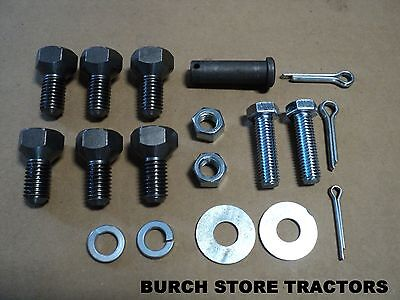 New Farmall Cub Swinging Drawbar Mounting Kit