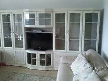 Wall Unit Timber construction. 3 sections. Soldiers Point Port Stephens Area Preview