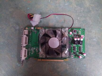 Inno 3D Nvidia Geforce 9800GT 512MB Graphics Card