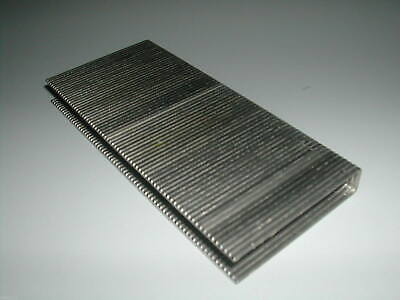5,000 7//16 Crown 16 Gauge Staples 1 1//4 Length S5 Senco N Spotnails 6610PG