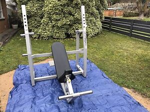 Commercial Calgym Incline Bench Press Kilsyth Yarra Ranges Preview