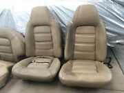 Ford Escort MK1 MK11 Seats Front and Rear set Geelong Geelong City Preview