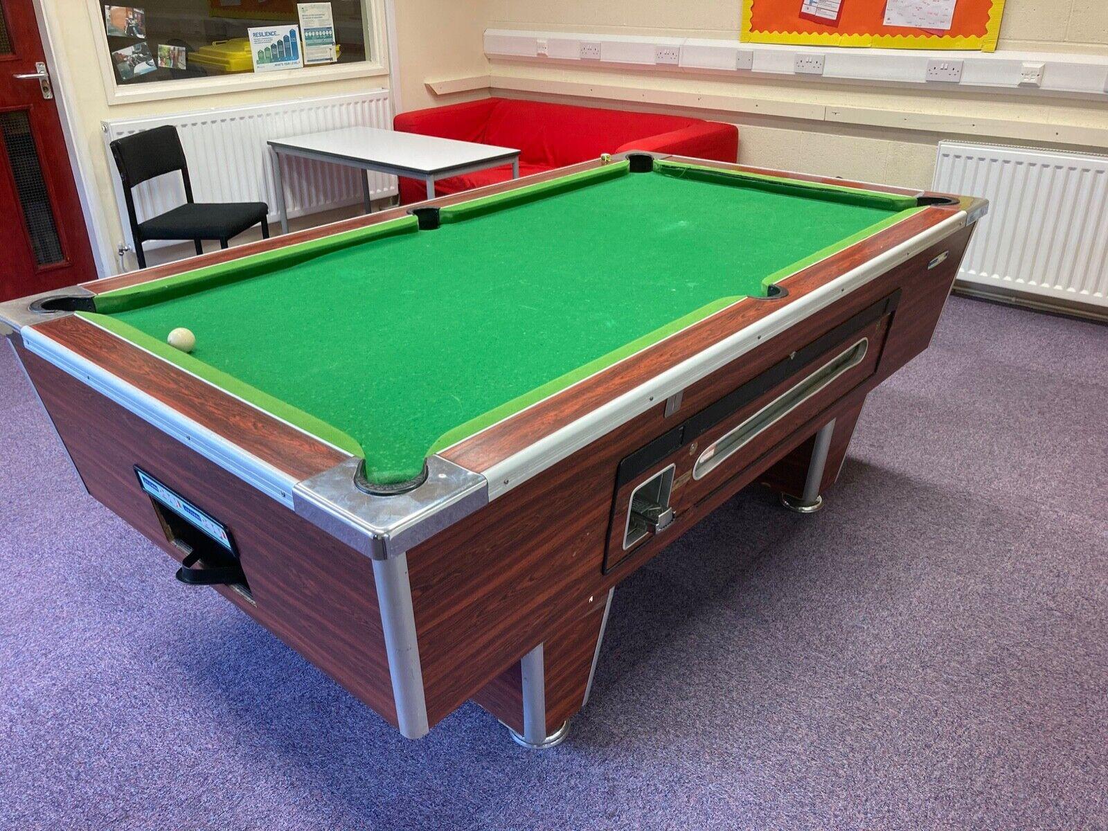 7ft Pool Table Billiard