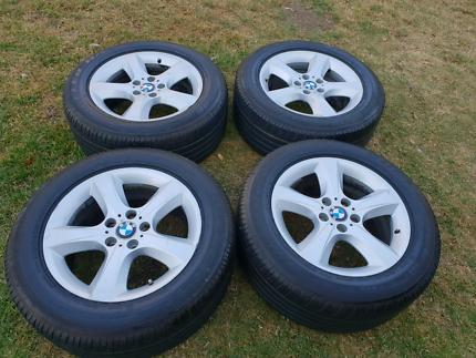 BMW X5 wheels Toongabbie Parramatta Area Preview