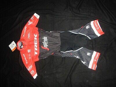Original Team Trek Segafredo Cycling Sprinter Skinsuit Rar New!