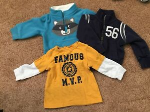 Size 9 month clothing lot