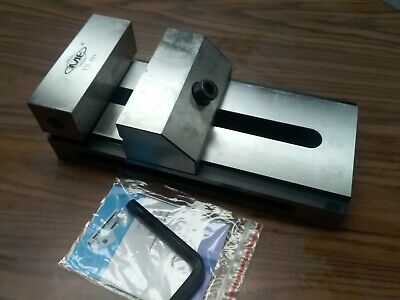6 X 13 Tool Makers Precision Screwless Vise 705-06 - New