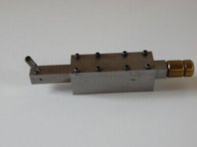Machinist Grinding Machine Wheel Dresser Sliding Action Holds 316 Diamond