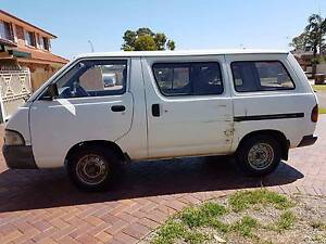 1993 Toyota Townace Van/Minivan Wattle Grove Liverpool Area Preview