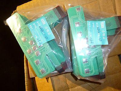Lot Of 100 Membrane Keypads 10 Push Buttons Arduino Diy