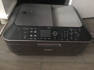 Imprimante Multifonctions Canon Pixma MX870