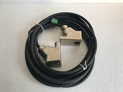 Cole Parmer R-32615-52 Ultrasonic Flow Meter Transducer For 3 To 12 Dia  New