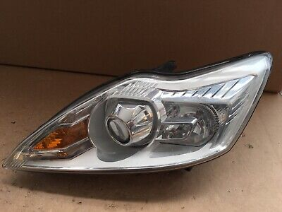 08-11 Facelift H7+H1 inkl Scheinwerfer links Ford Focus II DA Bj Motor chrom