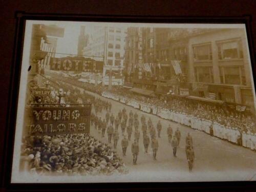 Antique 1906 GAR Encampment Convention Minneapolis St Paul MN Civil War 25815