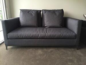 Brand New Designer 2 Seater Sofa Albert Park Port Phillip Preview