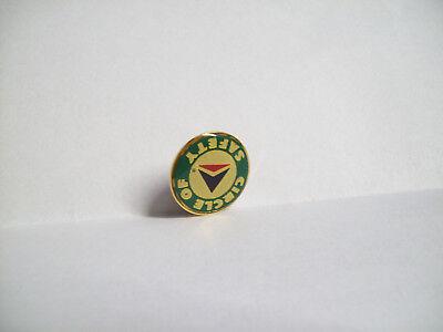 circle of Safety Delta Airlines Pin 1993 Sanchez Enterprises Atlanta Georgia #33